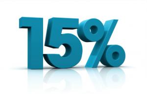 15-percent