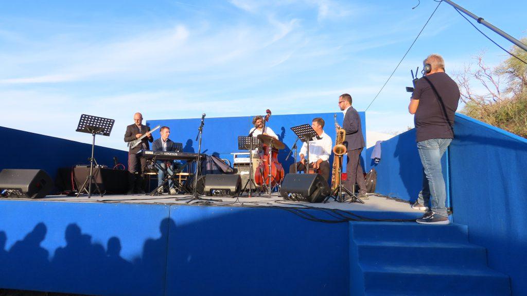 quartetto jazz composto dal sassofonista Marco Guidolotti, Felice Tazzini, Francesco Pierotti, Valerio Vantaggio e coadiuvato dal chitarrista Stefano Pontani